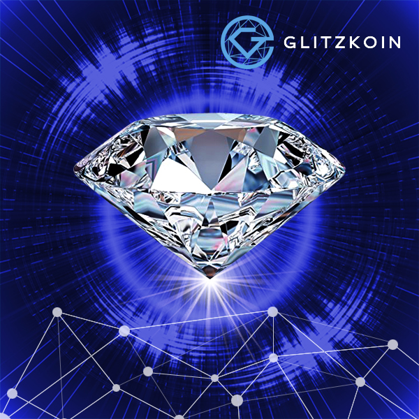 diamond market blockchain